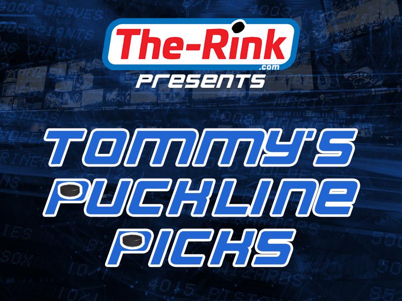Tommy's Puckline Picks — Oct. 14, 2021