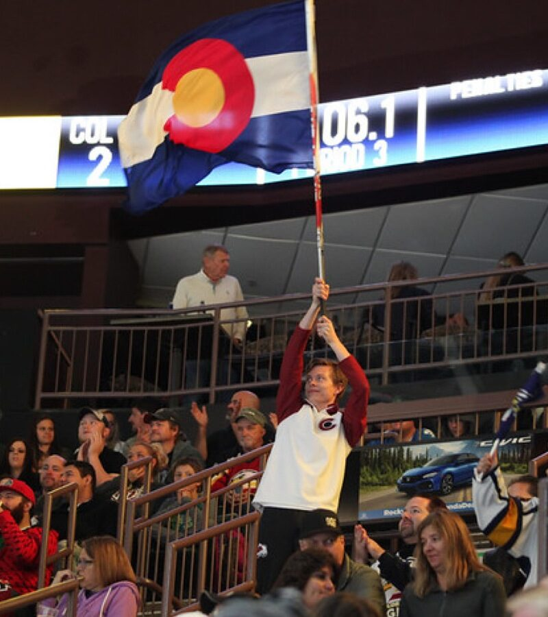 Everything Avs fans need to know (and then some) about attending an Eagles game