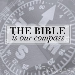 Bible is our compass, gain wisdom
