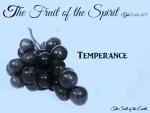 The fruit temperance