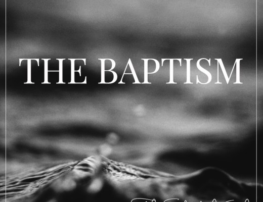 Baptism in water