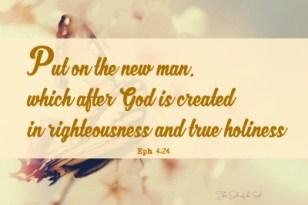 necessity of new birth