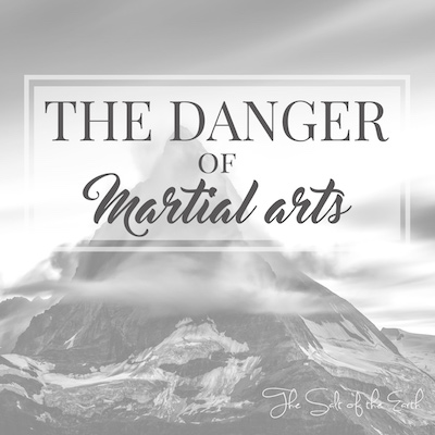 Danger of martial arts