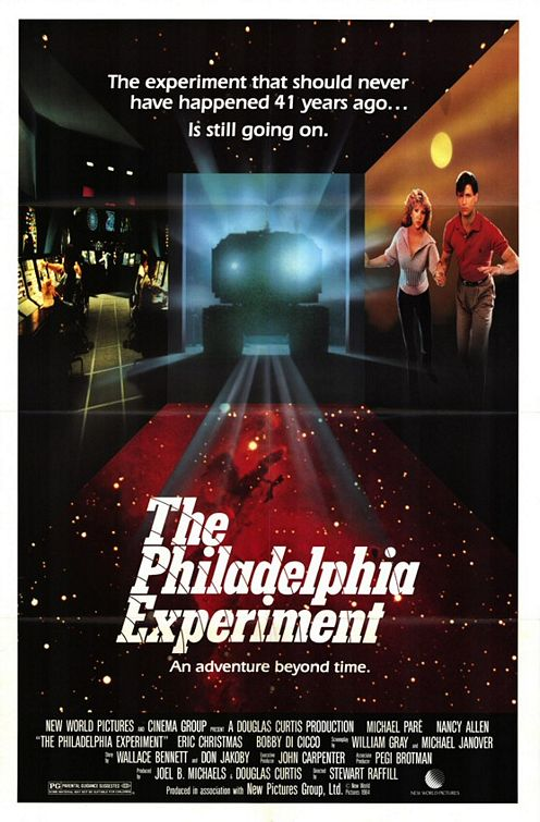 Movie Poster Image for The Philadelphia Experiment