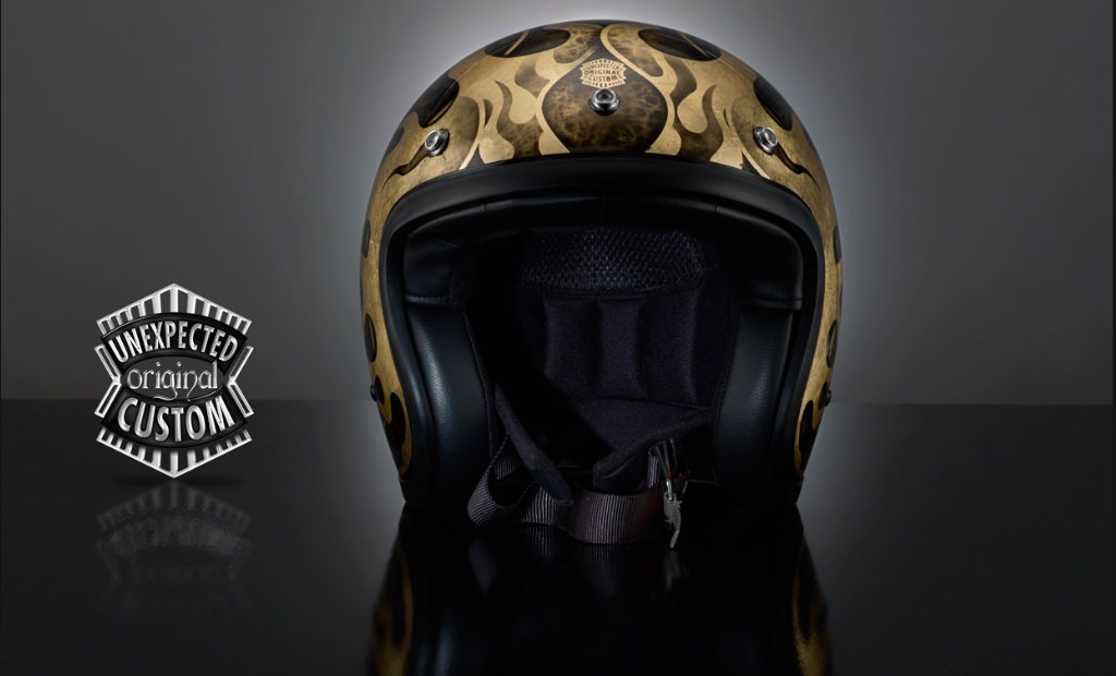 Helmet Design– DMD Vintage