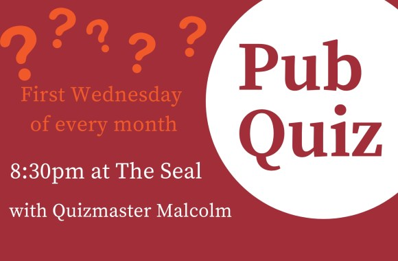 Pub Quiz - The Seal, Selsey, West Sussex
