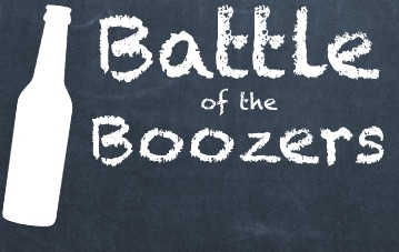 Battle of the boozers