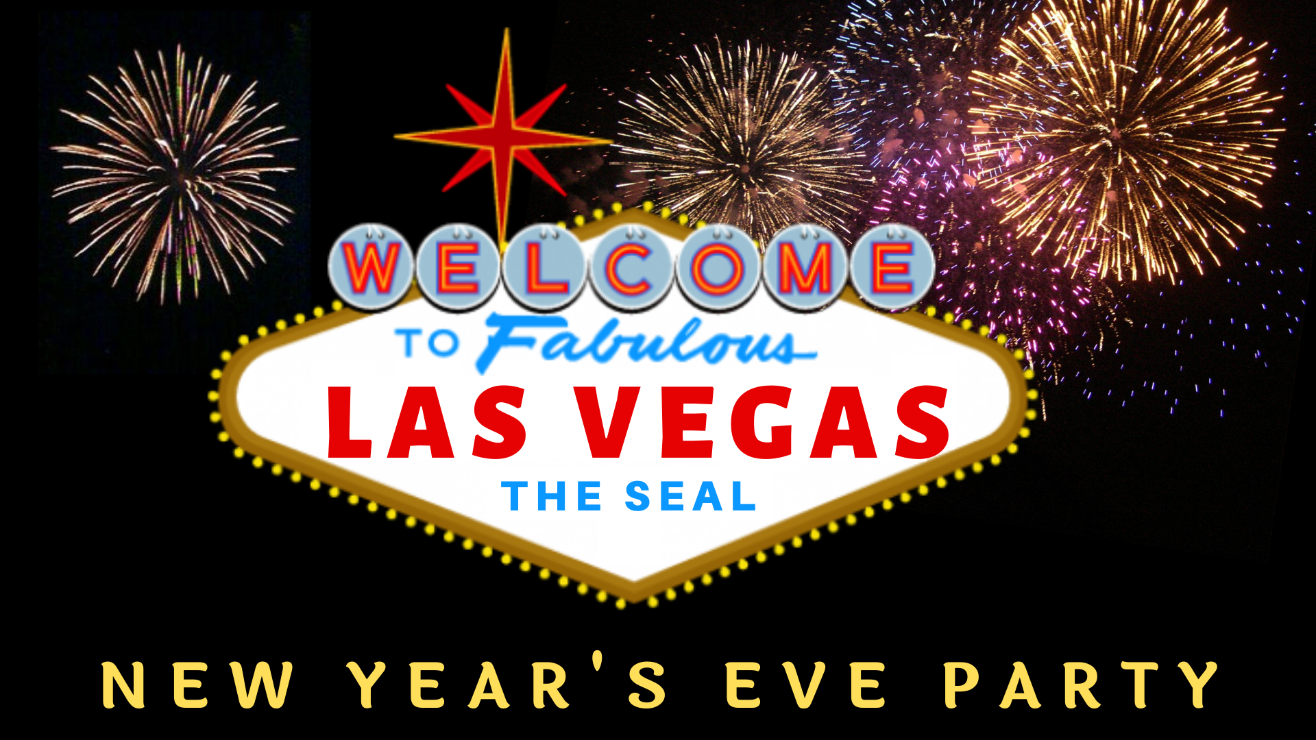Las Vegas New Year S Eve Party The Seal Selsey West Sussex