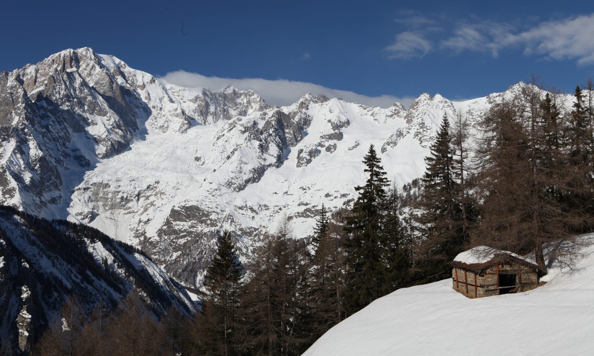 Photo credit: Antonio Furino - Courmayeur, Courmayeur - Ski Italy, Ski Aosta, Mont Blanc, Italy at its Peak. Courmayeur Mont Blanc Funivie is opening two new slopes with amazing panoramic views.