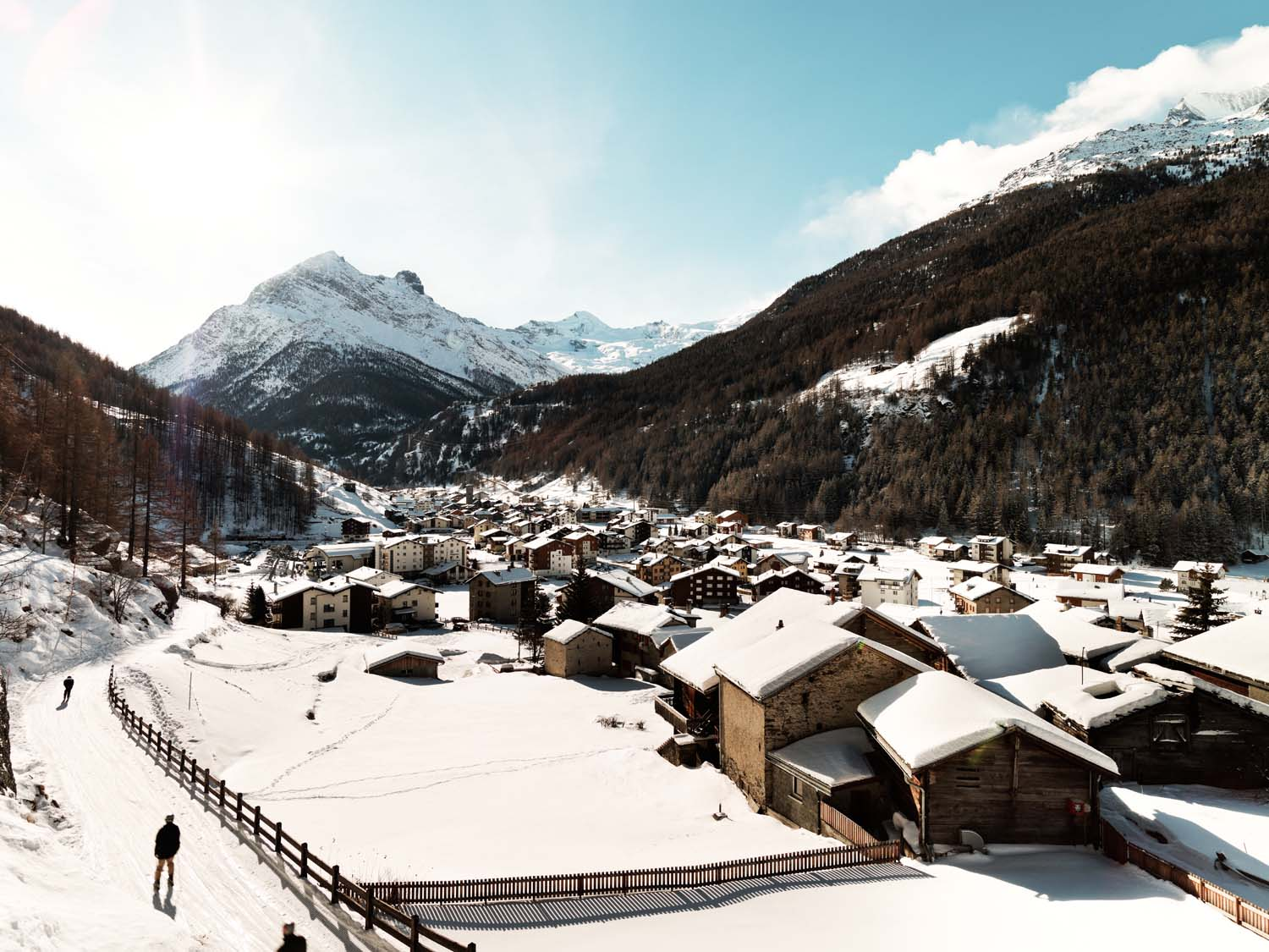 Saas-Fee is launching for the third time in the row the MountainCARD, a crowfunding campaign to get a season pass for CHF 255.