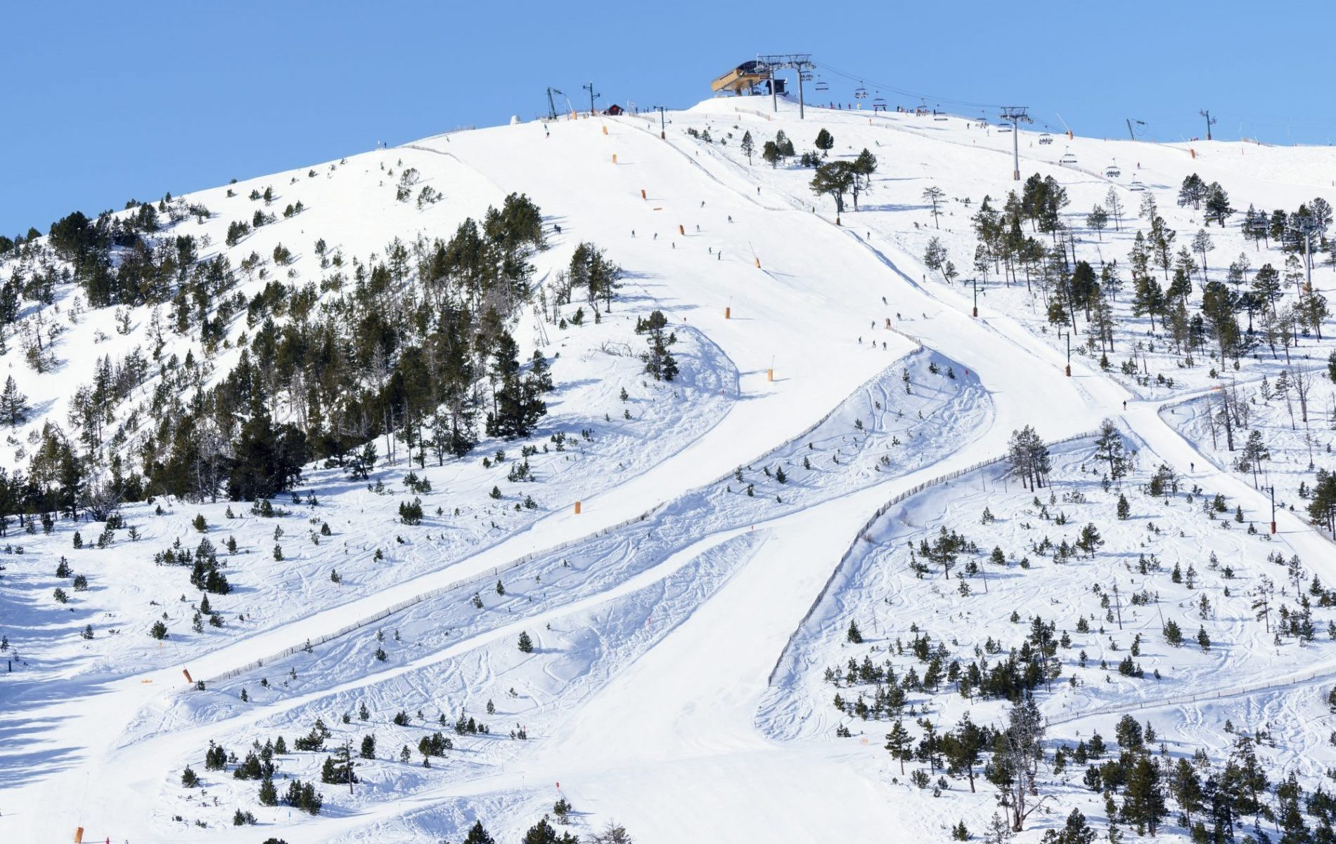 Pal Arinsal will invest 3 million euros in improvements for the 2019-20 season. Photo: Vallnord Pal Arinsal.