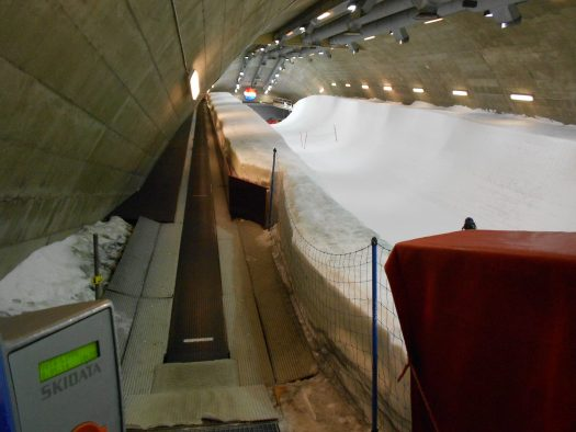 Indoor slope in Finland - Photo copyright - Laurent Vanat