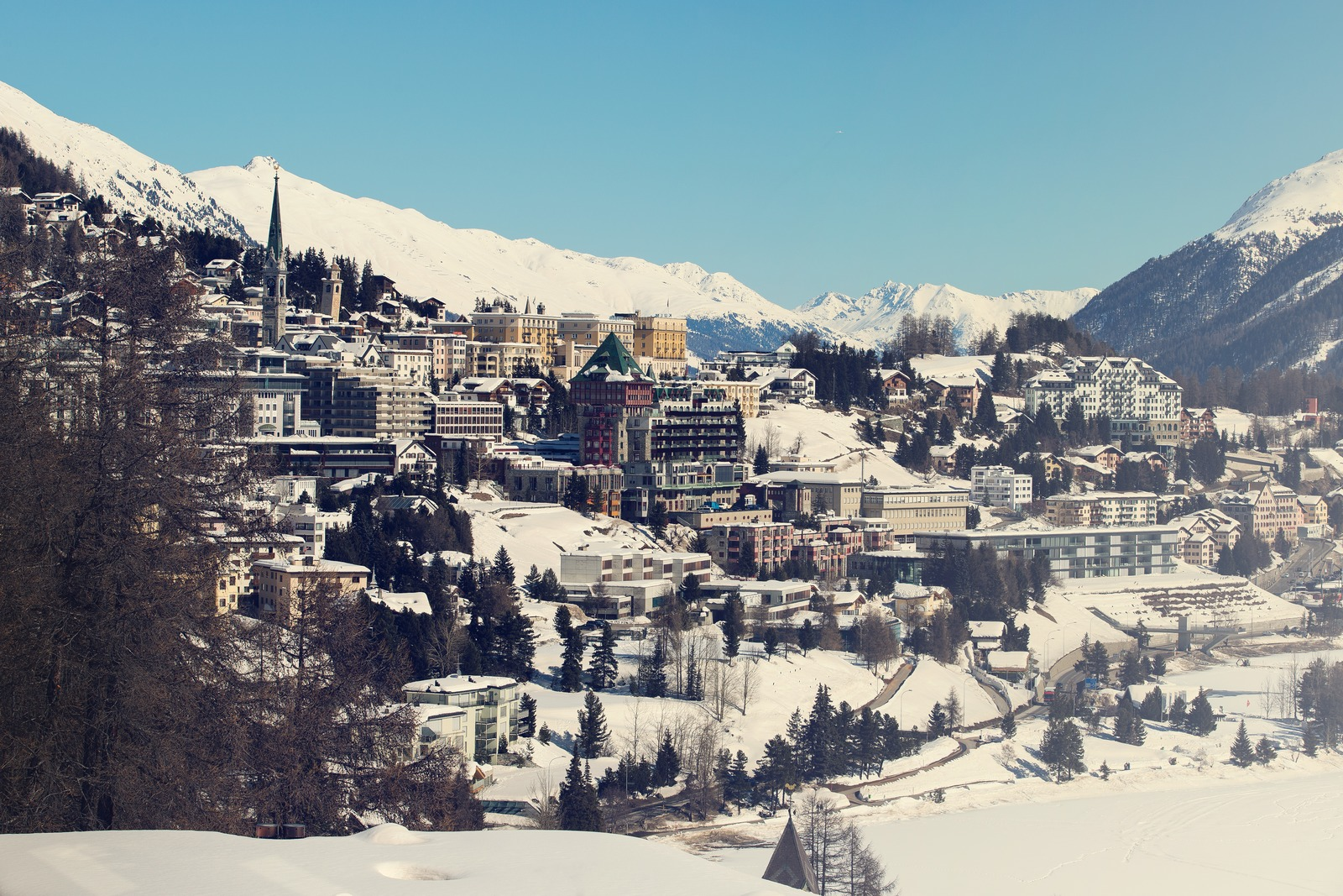 St Moritz - photo by Filip Zuan