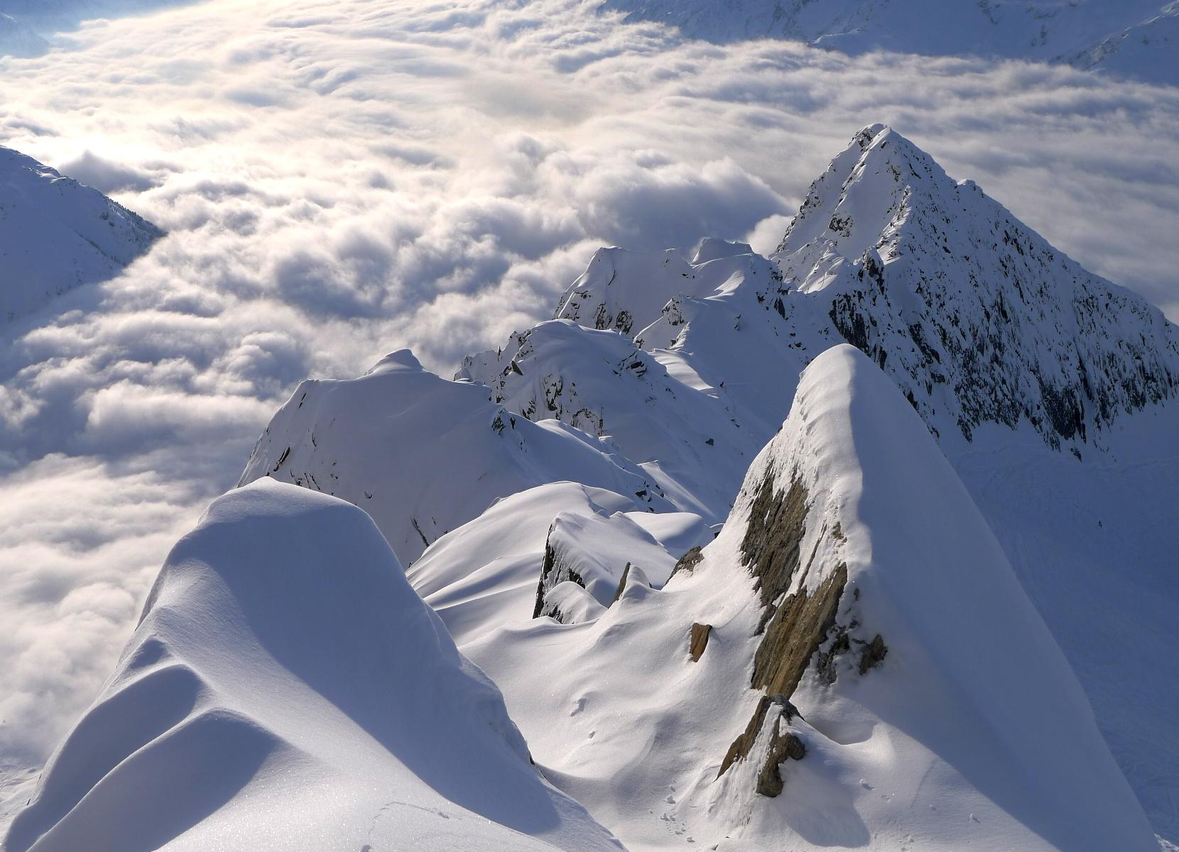 Chamonix, Grand Montets photo