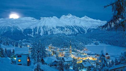 Engadin St Moritz - Photo Courtesy Switzerland Tourism