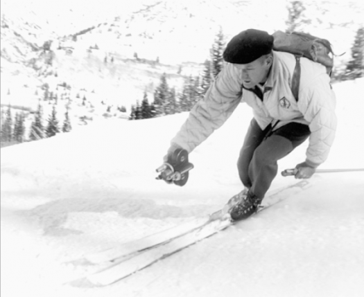 Warren Miller picture - Photo of Sun Valley PR