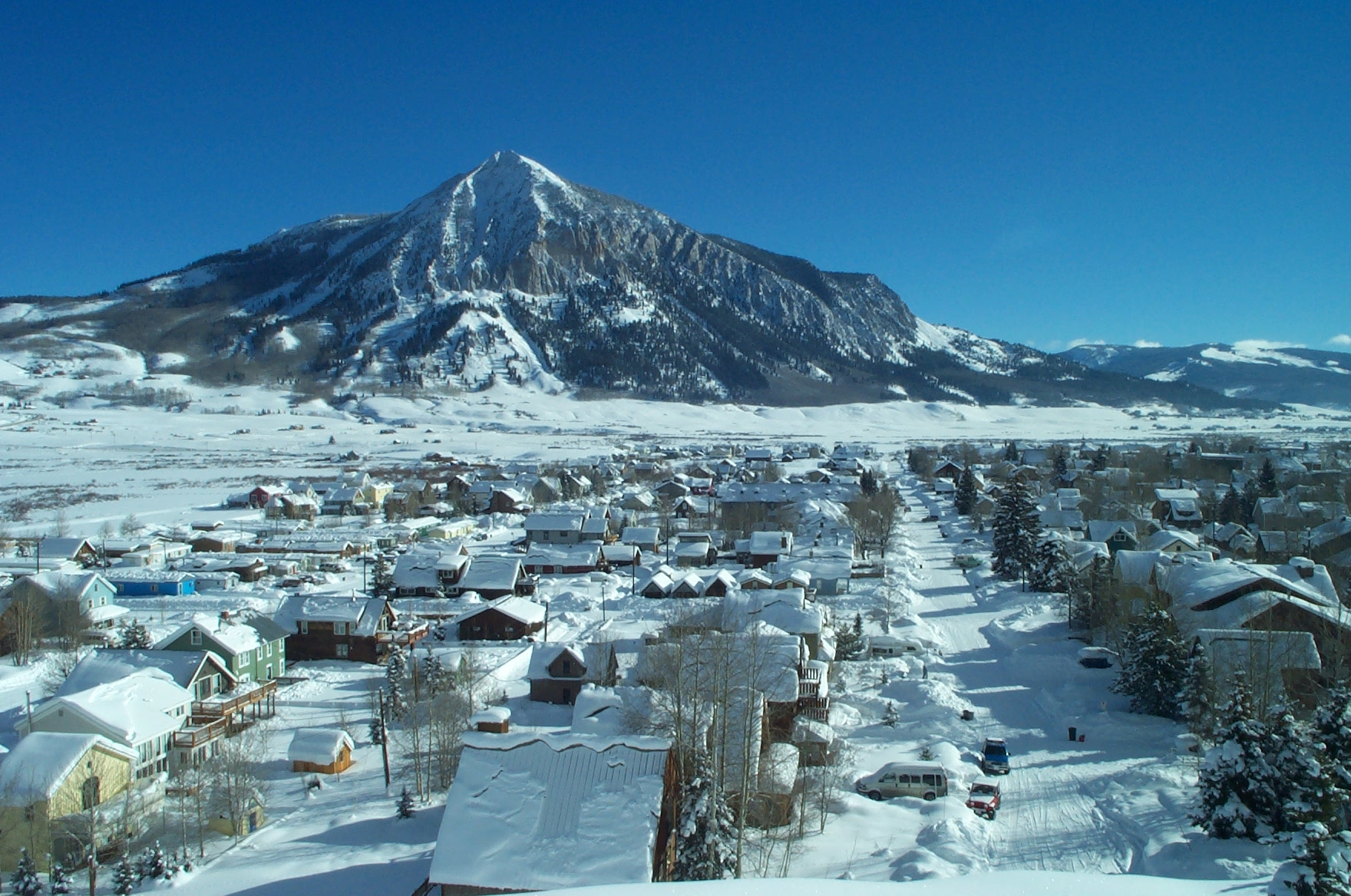 Crested Butte is one of the last additions to the EPIC Pass. Photo: Crested Butte Mountain Resort.