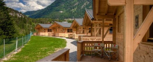 Stay at the living lodge in Area47, so you can party until late and wake up in the middle of nature! Area47 in Tirol