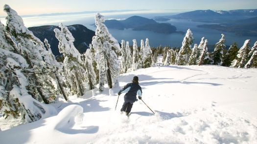 Cypress Mountain near Vancouver. Photo: Cypress Mountain. Boyne Resorts Acquires six mountain resorts