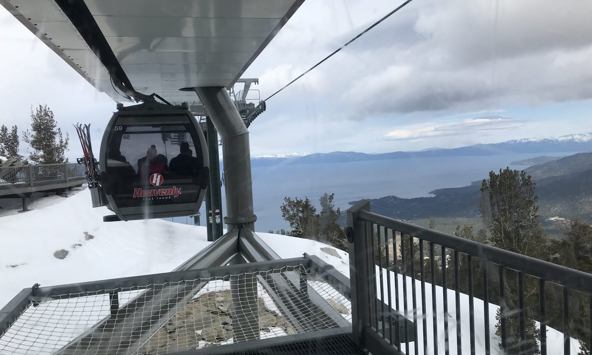 Heavenly gondola. Photo by: The-Ski-Guru. Heavenly is another of the resorts that will roll out Emma later this season. Emma, the World's First Digital Mountain Assistant, Kicks Off the 2018-19 Winter Season in Beta at Keystone Ski Resort.