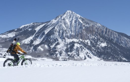 Crested Butte, now part of Vail Resorts. Vail Resorts Reports Certain Ski Season Metrics for the Season-to-Date Period Ended April 21, 2019.