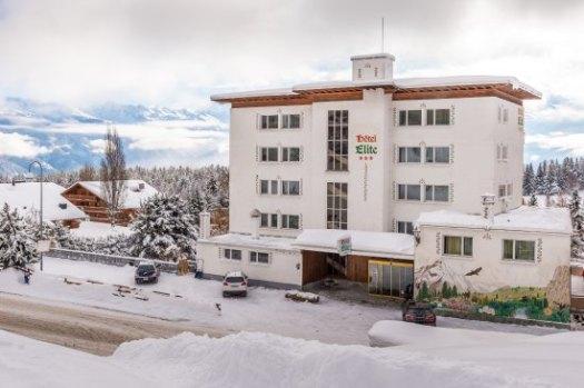 Elite Hotel Crans Montana - exterior.