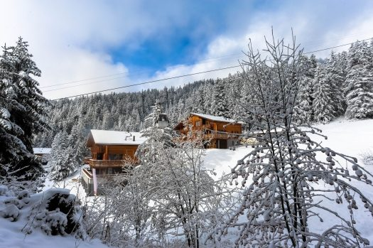 Crans Luxury Lodges, ski in/out in Crans Montana. Offered by The-Ski-Guru TRAVEL. How not being scammed when contracting your ski chalet holiday