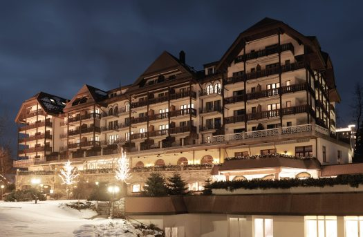 Park Gstaad- Bilanz- What is new in Gstaad for the 2018-19 ski season. Photo: Gstaad Tourism Office.