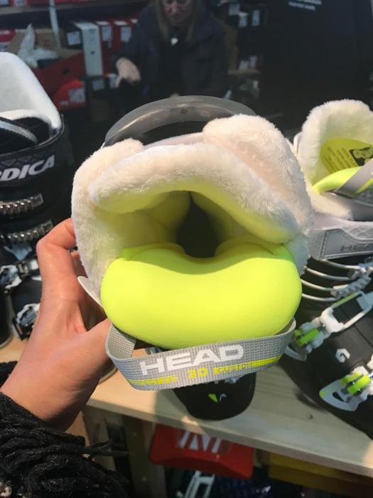 Liner of the Head Vector Ski Boot. Photo: The-Ski-Guru.