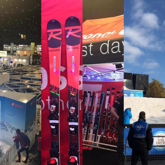 London Ski Show, a bit of what you get when you visit. Photo: The-Ski-Guru.