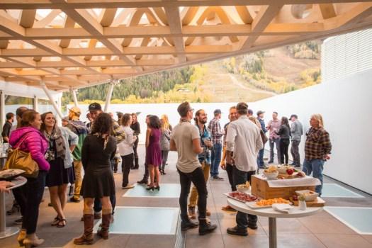 The Meeting Aspen- Photo by Jeremy Swanson - Aspen Skiing Company.