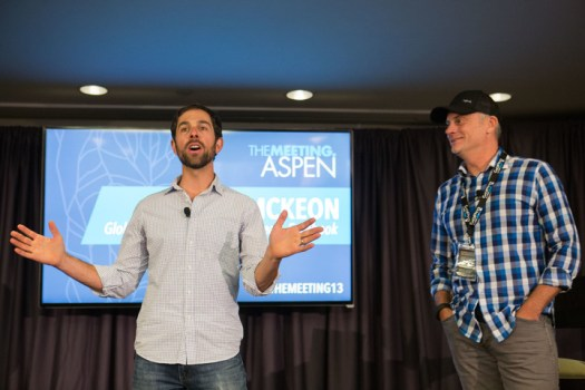 The Meeting Aspen 2017 - Photo by Jeremey Swanson. Aspen Skiing Company.