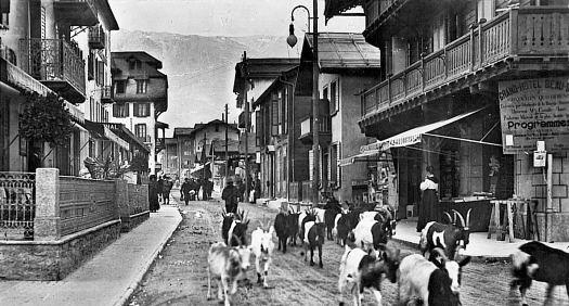 Zermatterhof in Dorfstrasse - Old Zermatt.