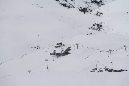 Sierra Nevada opens this Saturday 24th November, one week earlier than stipulated. Photo: Sierra Nevada.