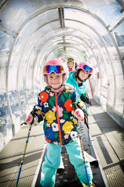 Families can have a great time in Jackson Hole. Photo Jackson Hole Mountain Resort.