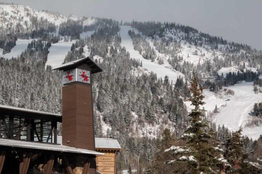 Teton Village - Jackson Hole. Skier Visits Top 59 Million in US Ski Areas for the 2018/19 Ski Season.