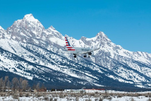 Fly Jackson Hole - Jackson Hole Air- Jackson Hole Mountain Resort. You think Jackson Hole is only for Extreme Skiers? Think again!