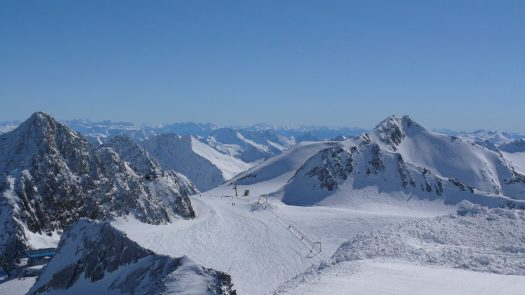 Stubai glacier- Photo: PXhere. Why Stubaital is a great region for the entire family.