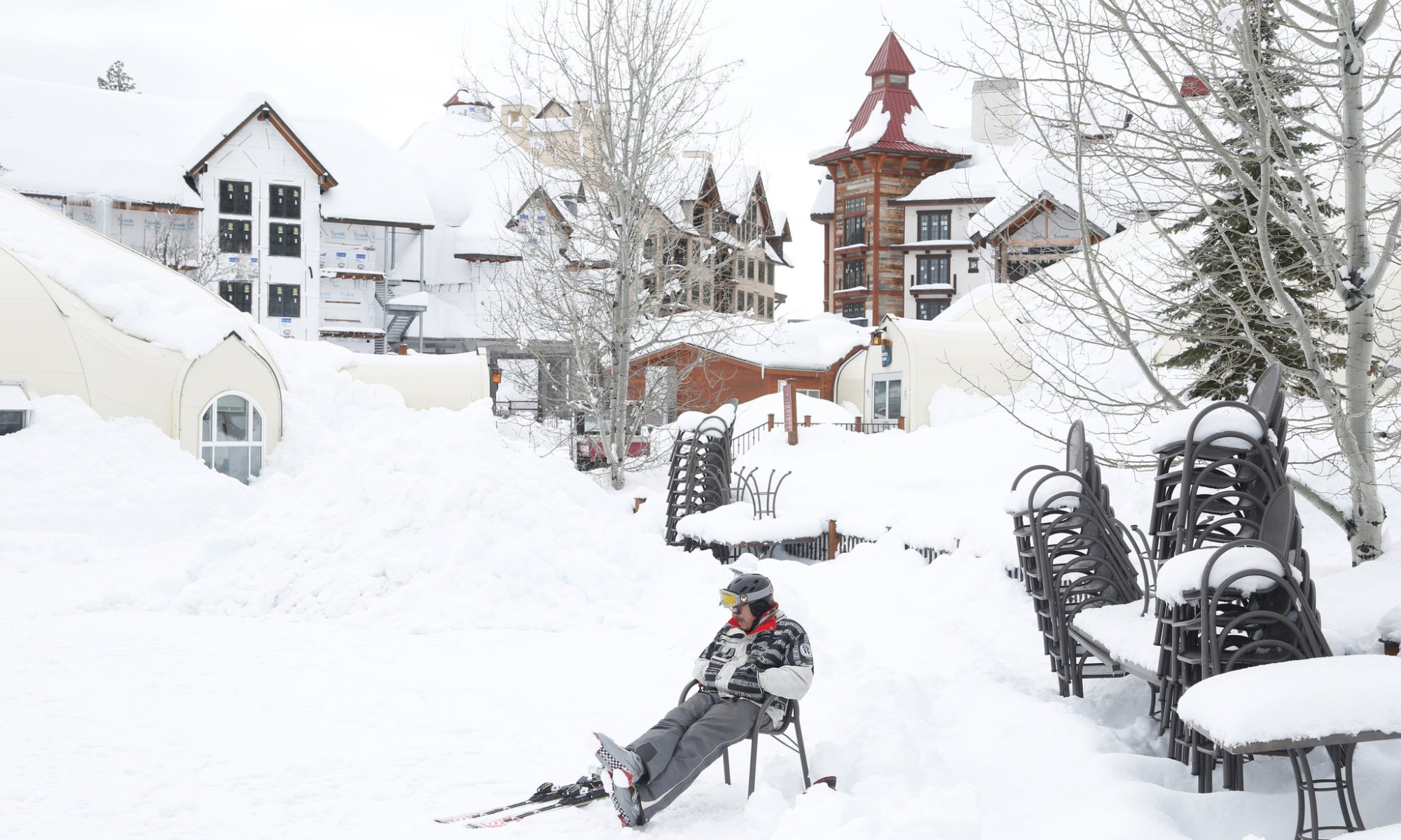 Tamarack Resort. Resort Industry Veterans get together to acquire Idaho's Tamarack Resort.