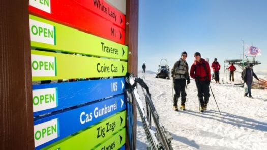 Cairngorm Mountain's economy might suffer if the funicular does not open this season.