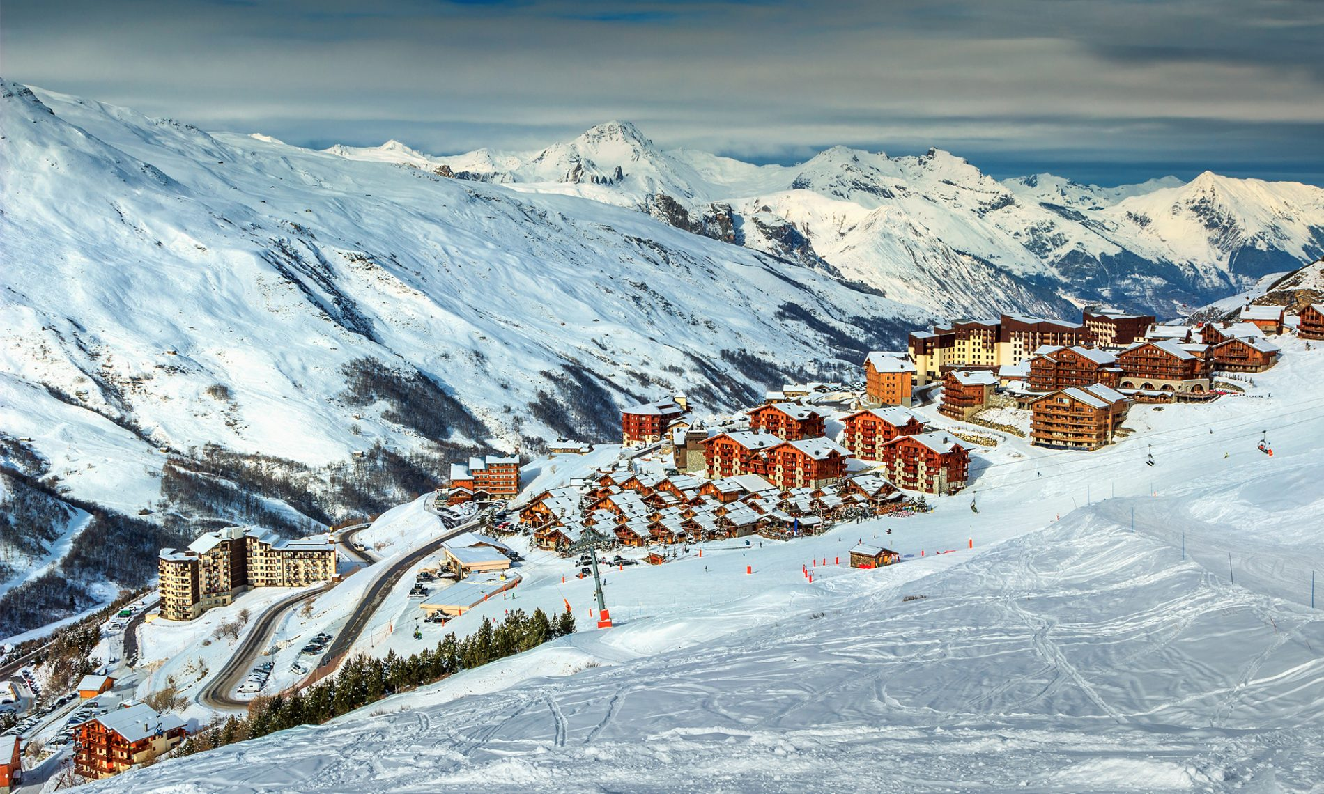Les 3 Vallées in France. What Will Happen to the English Consumers of the French Mountains after March 29?
