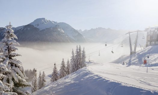 Les Portes du Soleil, the second area in the ranking of My Voucher Codes. My Voucher Codes ranking of the Best European Ski Resorts 2018.