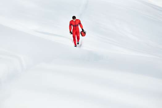 Mc Laren- Cresta Run. Cresta Run: Women allowed to race iconic track in Switzerland