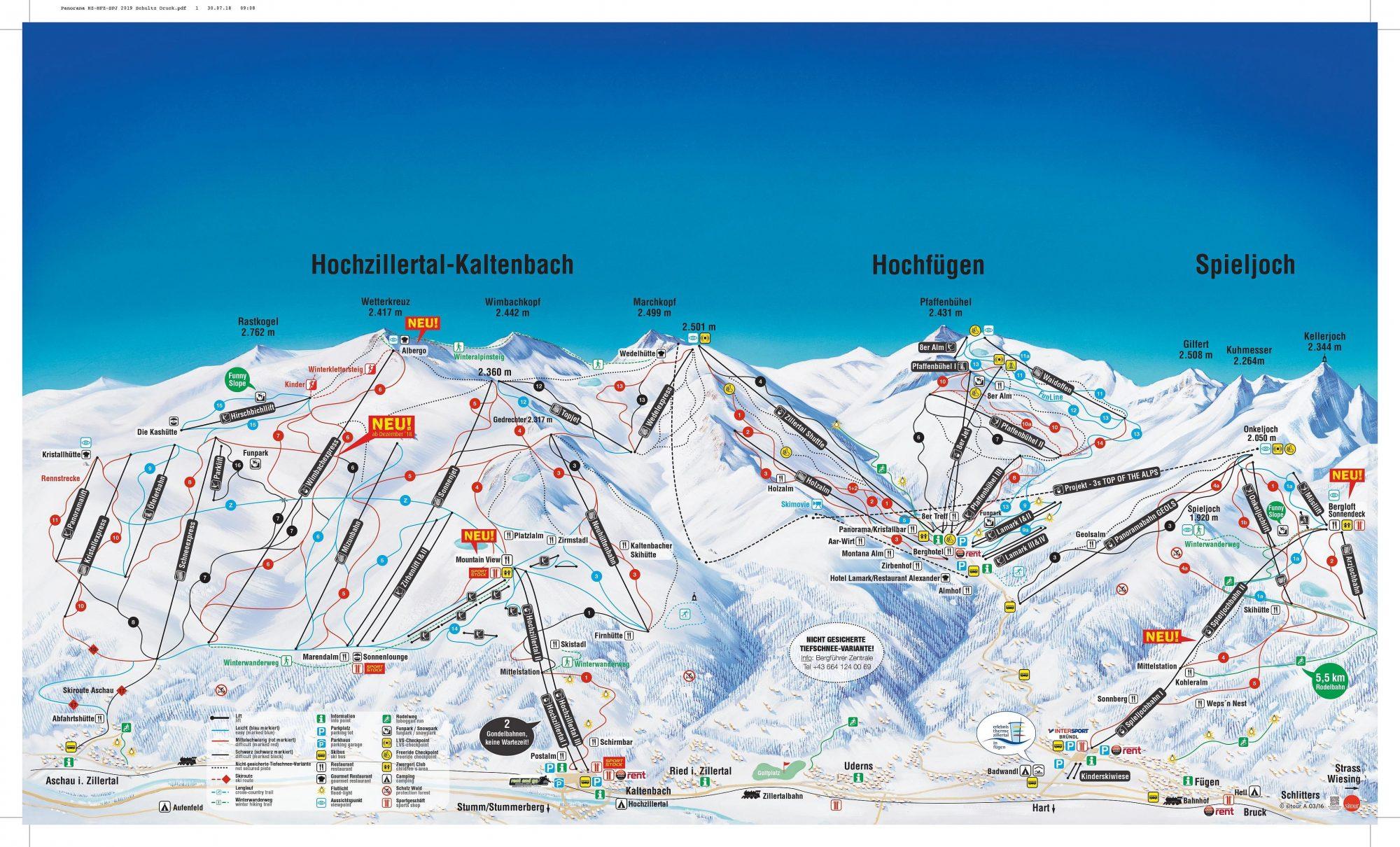 A Gondola Accident happened in Hochzillertal today. - The-Ski-Guru on