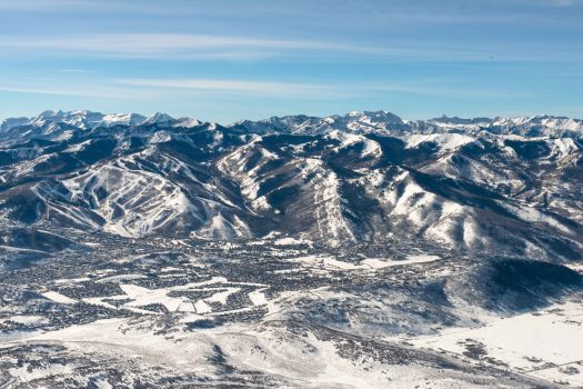 Park City Town. Photo: Vail Resorts. Vail Resorts Ceo Rob Katz Gives $2 Million in Grants to Support Mental & Behavioral Health Programs in Mountain Resort Communities across North America.