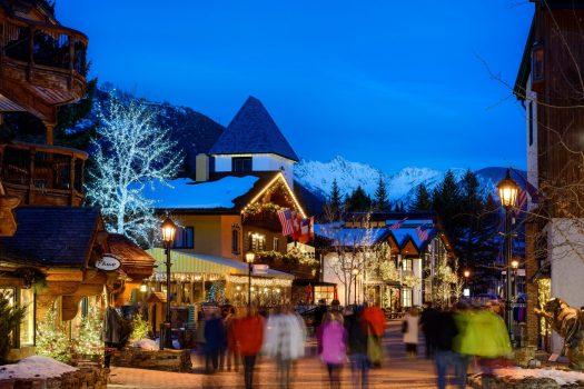 Vail Village. Photo: Chris McLennan- Vail Resorts. Vail is the fourth resort on the list of Cheaphotels.org as the most expensive resorts to ski in the USA. The most expensive ski resorts in the USA.