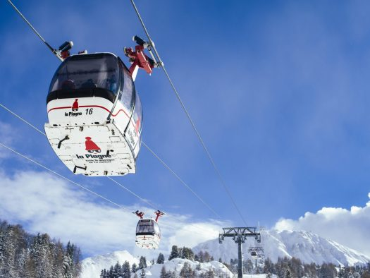 Funiplagne at La Plagne. What is new at La Plagne for the 2018 – 19 ski-season.