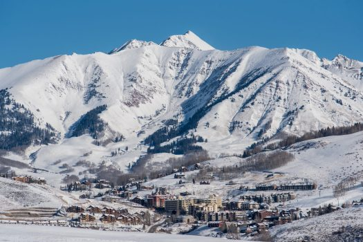 Mt Crested Butte. Photo by Trent Bona. Crested Butte Mountain Resort. Crested Butte Mountain Resort Announces Plans to Replace the Teocalli Lift for the 2019-20 Winter Season.