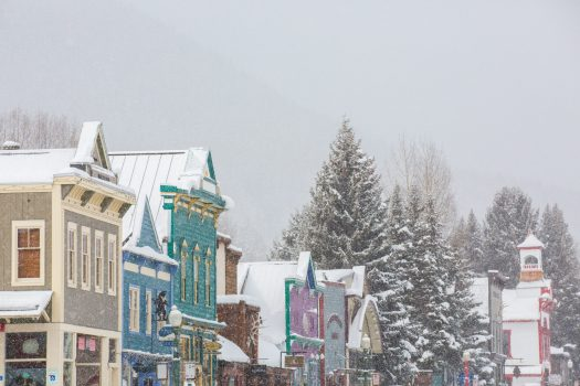 Crested Butte Mountain Resort. The town of Crested Butte, Elk Avenue- Photo: Taylor Ahearn. Crested Butte Mountain Resort Announces Plans to Replace the Teocalli Lift for the 2019-20 Winter Season.
