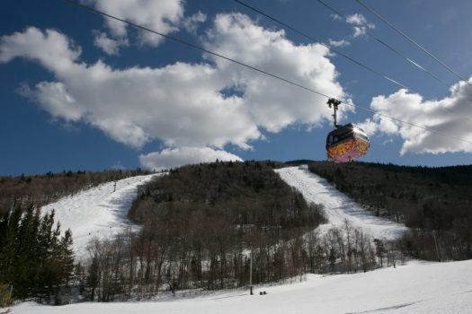 Killington. Photo. Chandler Burgess. Was the past one a great ski season? Enjoy it for now!